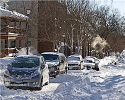 Minnesota Snowstorm