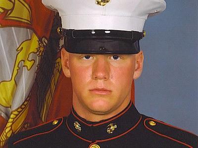 Marine Corporal Sean Osterman