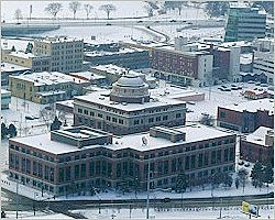 The Stearns County Courthouse