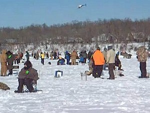 5 reasons why we live in minnesota for Brainerd ice fishing