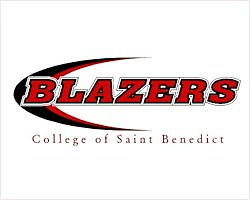 College of St. Benedict Blazers