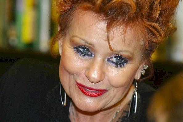 Tammy Faye Bakker Messner in 2003