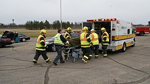 Rocori Mock Crash