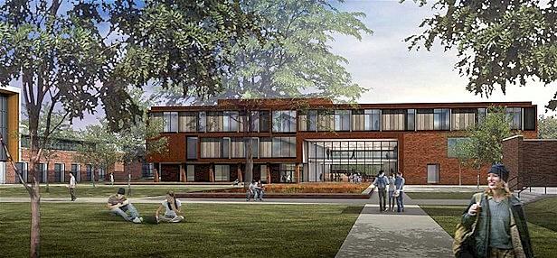 CSB Academic Building