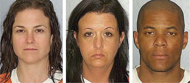 Benton Burglary and Assault Suspects