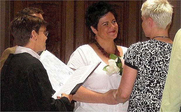 Commitment Ceremony