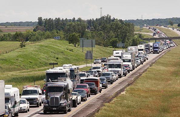 Traffic Delay