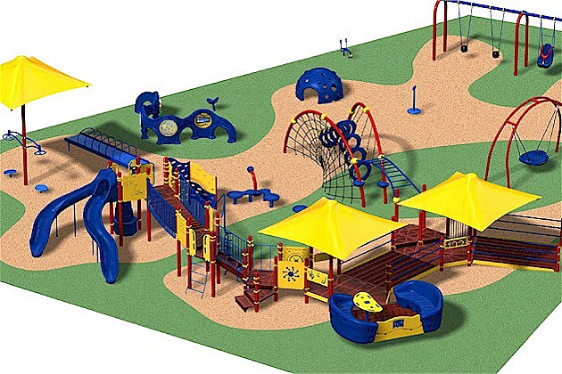 Backyard Playground Design Plans