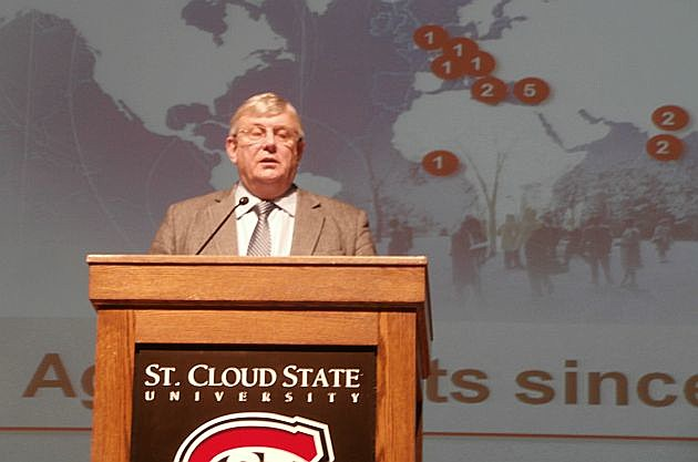 Earl Potter, St. Cloud State University