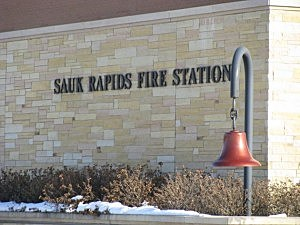 Sauk Rapids Fire Station