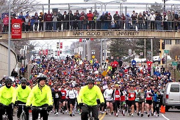 Earth Day Half Marathon