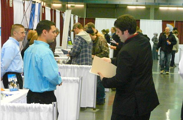 25th Annual St. Cloud Technical & Community College Job Fair