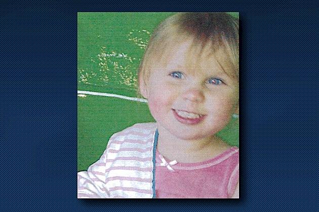 2-year-old Daisy Jo Holland