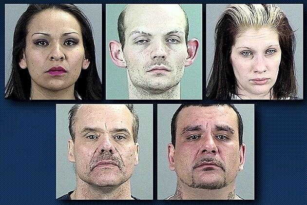 Drug Arrests -- May 13, 2013 -- Sherburne County