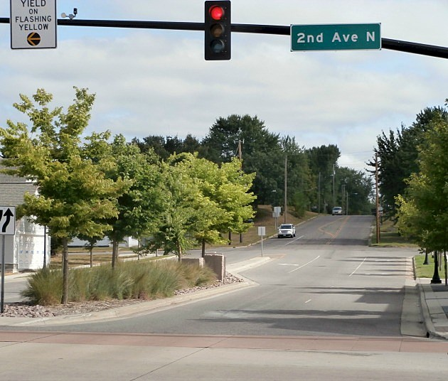Benton County Road 3
