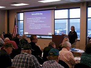 Disaster Reimbursement Meeting