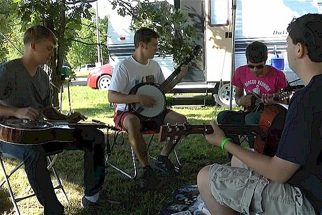 Minnesota Bluegrass and Old Time Music Festival - 2013