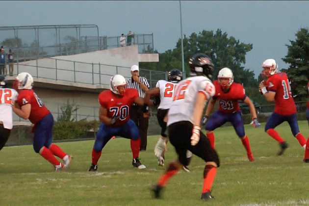 Apollo takes on Moorhead for the second week of prep football action