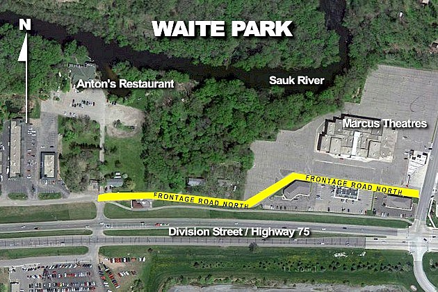 Waite Park Front Road North Project