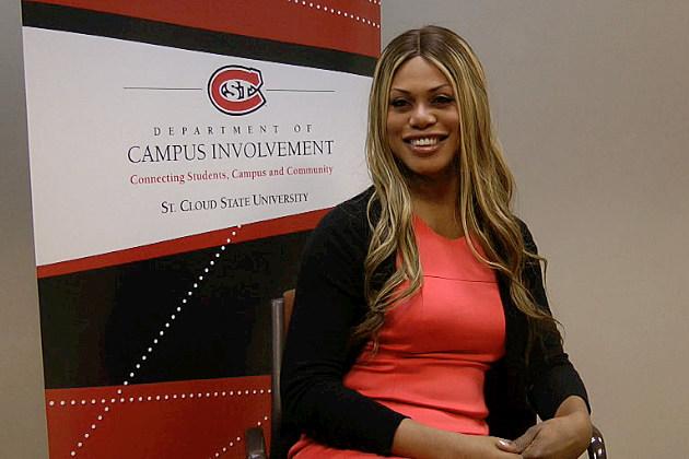 Laverne Cox visiting SCSU