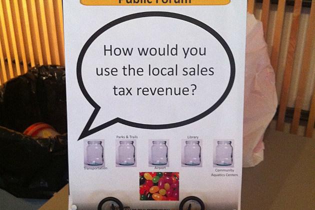 Sales Tax Forum Voting