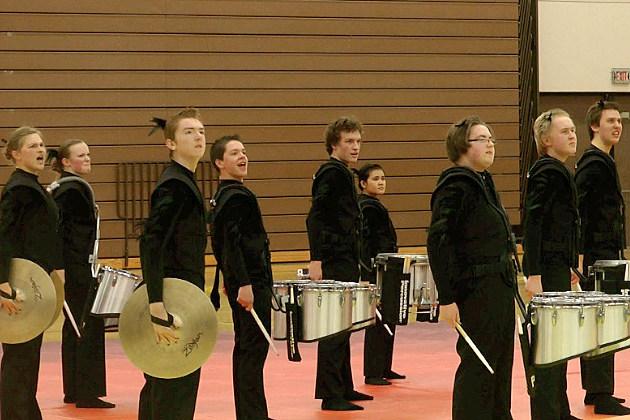 Drumline Performance