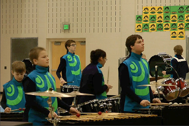 Dassel-Cokato High School Drumline