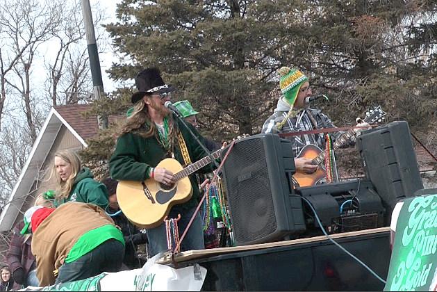 2014 Marty Saint Patrick's Day Parade