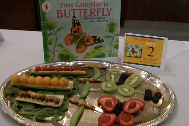 """""""From Caterpillar to Butterfly"""""""