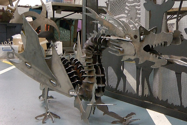 Metal Dragon - Cutting Edge CNC Plasma