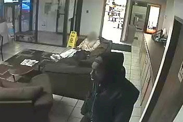 Super 8 Robbery -- April 2, 2014
