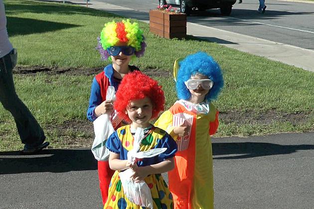 Waite Park Kids Parade