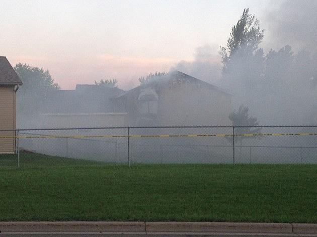 Plane Crashes into Sauk Rapids Home