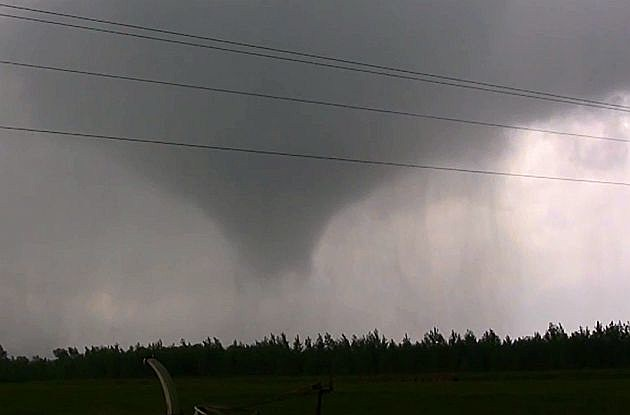 St Cloud Triggers Weather Sirens After Funnels Spotted