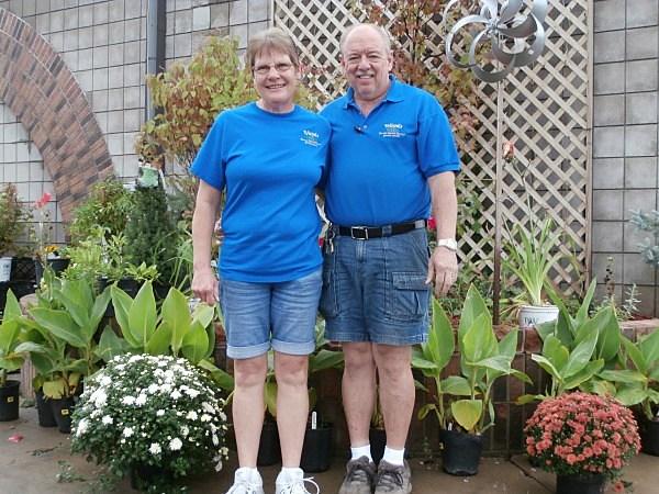 Ellen and Tom Woods