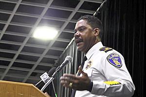 St. Cloud Police Chief Blair Anderson - WJON News
