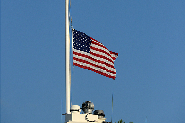 Dayton Gas Prices >> Flags Fly at Half-Staff to Remember Pearl Harbor