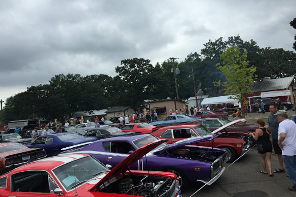 Classic Cars Impress Large Crowd At St Cloud Car Show VIDEO - Voss chevrolet car show