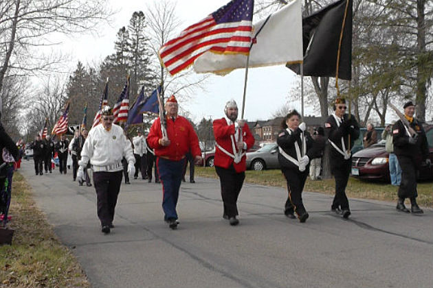 Cloud Veterans Day Parade to Give Special Honor to Vietnam-Era Veterans