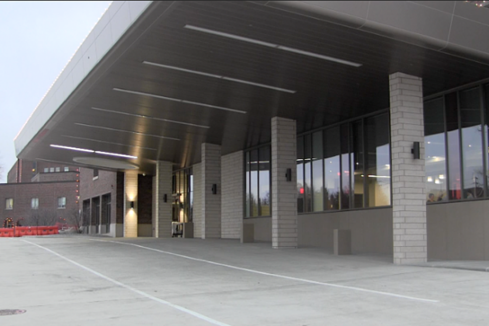 St cloud hospital emergency entrance remodel nears completion video thecheapjerseys Choice Image