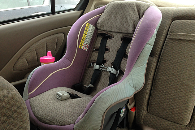 September 17-23 is Child Passenger Safety Week