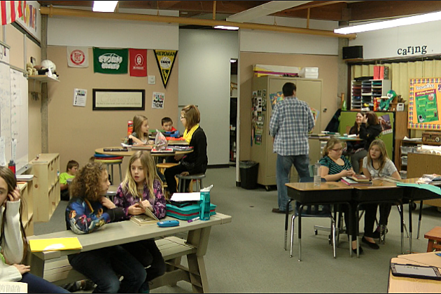 Classroom Seating Ideas Elementary ~ Local schools provide alternative seating for students in