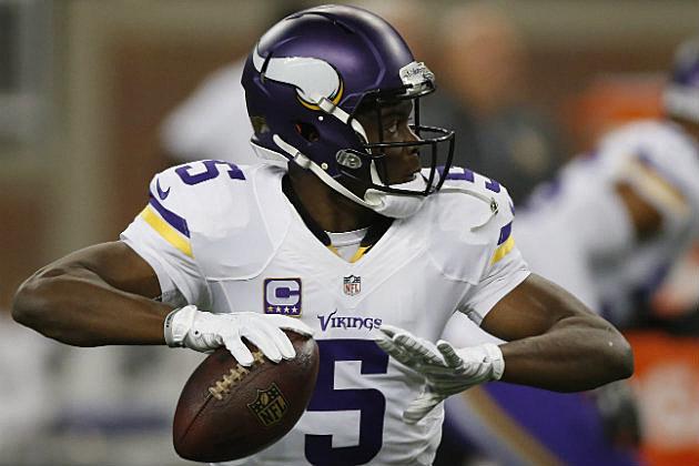 Vikings use defense, kicking game to stop Titans