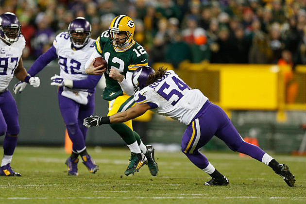 Vikings Aaron Rodgers