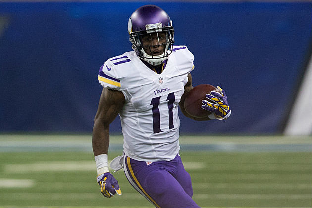 Minnesota Vikings To Release Mike Wallace