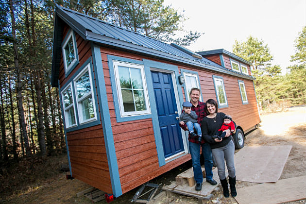 Stupendous Becker Family And Their Tiny House To Be Featured On Hgtv Largest Home Design Picture Inspirations Pitcheantrous