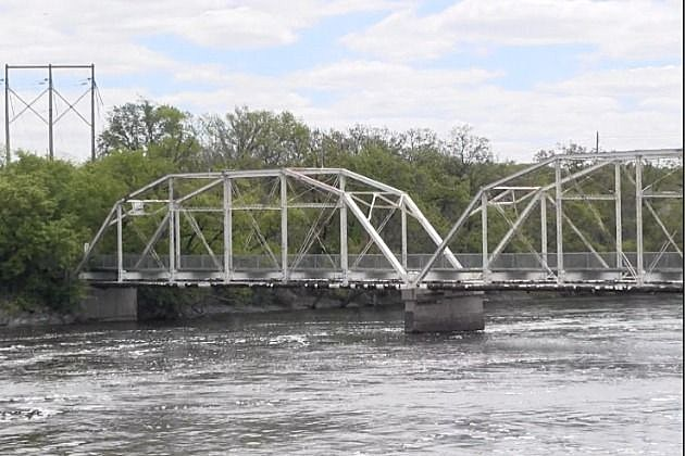Old Sartell Bridge, photo by WJON.com's Alex Svejkovsky