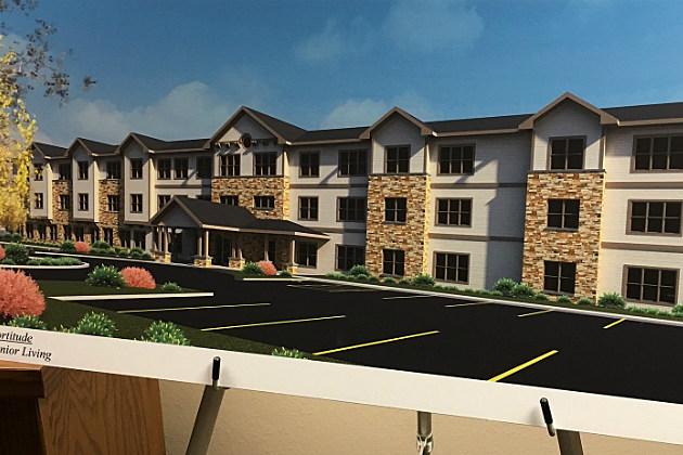 the concept design for fortitude senior housing in st joseph city hall dan - Senior Home Design