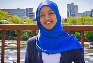 Somali Activist Wins Minneapolis District Democratic Primary, From GoogleImages