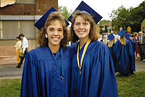 Becky and Julie (Submitted photo from Becky Scaefer)